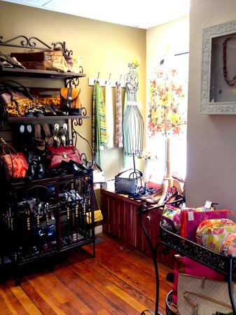 River's Edge Boutique: Store Corner