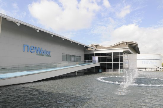 The NEWater Visitor Centre