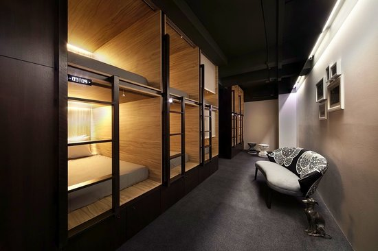 The Pod - Boutique Capsule Hotel