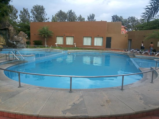 Swimming Pool Picture Of Confident Amoon Glamour Resort Spa Bengaluru Bangalore Tripadvisor