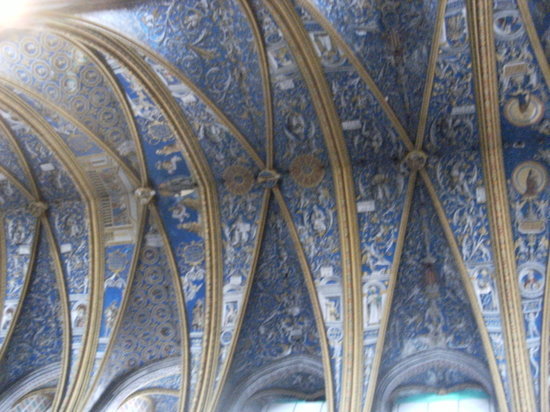 Jub de la cath drale ste c cile d 39 albi picture of cathedrale ste cecil - Plafond cathedrale decoration ...