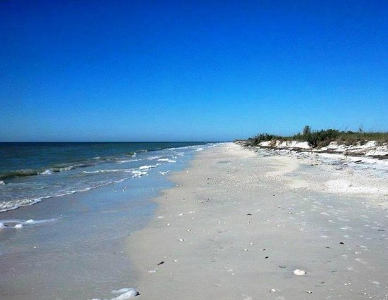 Unspoiled Beaches Florida Miles of Unspoiled Beaches
