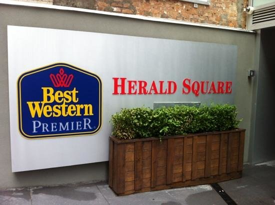 Photos of BEST WESTERN PREMIER Herald Square, New York City