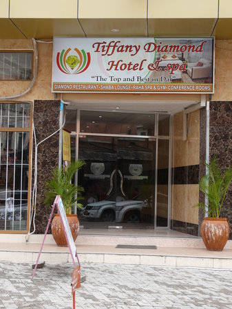 ‪Tiffany Diamond Hotel & Spa‬