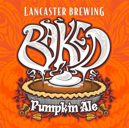 Harrisburg, PA: Lancaster Brewing Co. Baked Pumpkin Ale