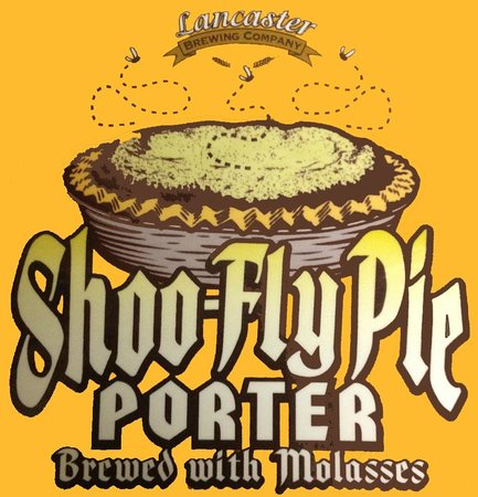 Harrisburg, PA: Lancaster Brewing Co. Shoo-Fly Porter