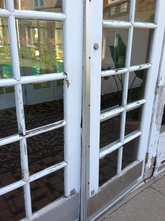 Door 7 Cannot Be Closed Picture Of Wyndham Garden Inn