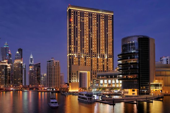 The address dubai marina united arab emirates hotel for Coolest hotels in dubai