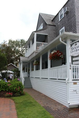 Victoria Guest House: Great porch!