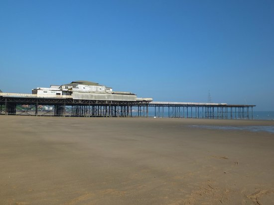 Colwyn Bay United Kingdom  City pictures : at the pier Picture of Colwyn Bay Beach, Colwyn Bay TripAdvisor