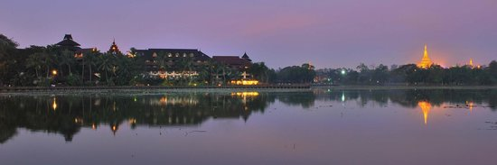 Photo of The Kandawgyi Palace Hotel Yangon (Rangoon)