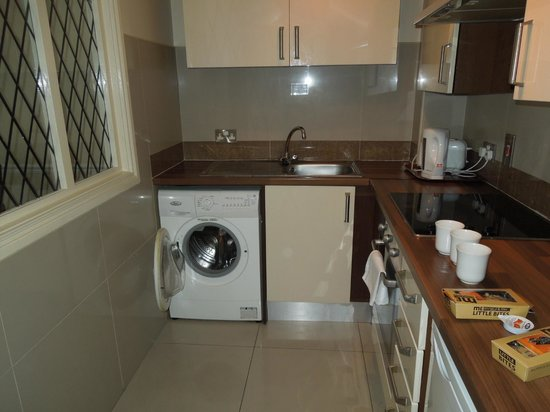 Kitchen Picture Of Staycity Serviced Apartments