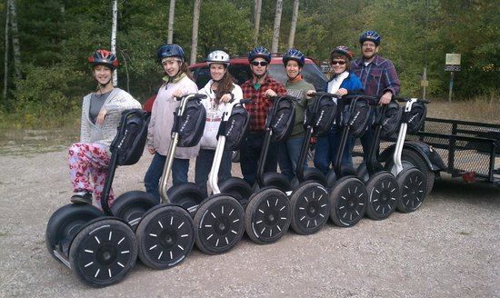 Glide N.E.W. LLC - Segway the Door Tours