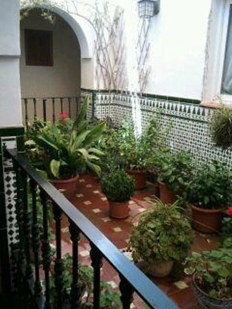 San juan picture of hostal san juan salobrena tripadvisor - Patios interiores andaluces ...