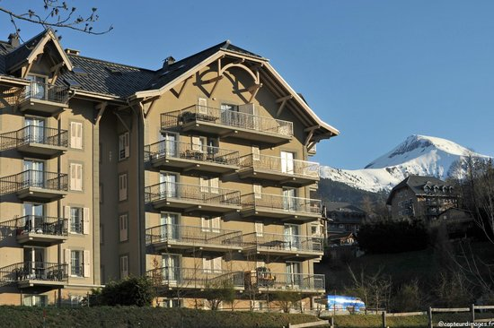 Photo of Residence le Grand Panorama St. Gervais les Bains