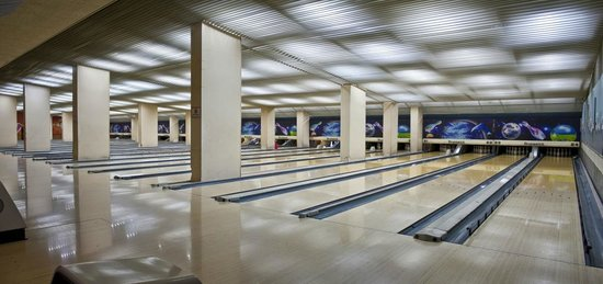 Indy bowling paris porte de la chapelle - Le five paris porte de la chapelle ...