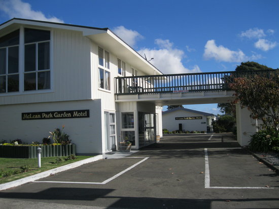 Photo of Mclean Park Garden Motel Napier