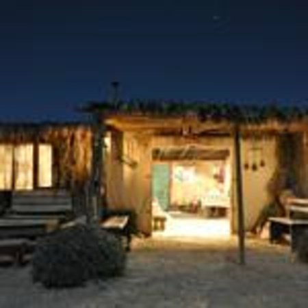 Succah in the Desert