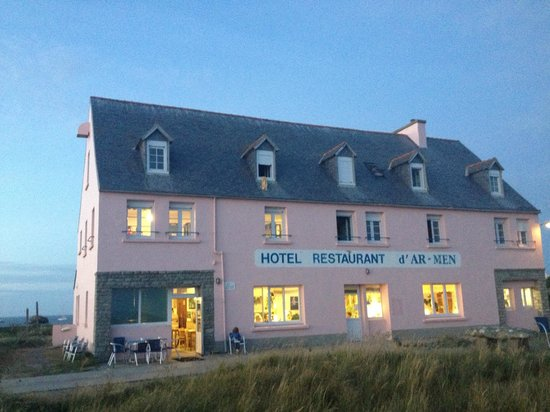 Hotel restaurant d'Ar Men