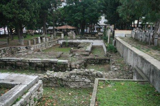 Ruins of Temple of Seraphis - Picture of Sinop Archaeology ...