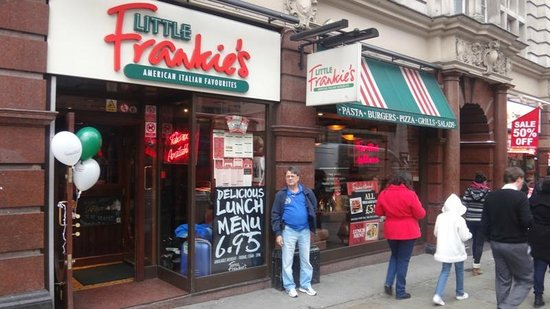 Little Frankie's