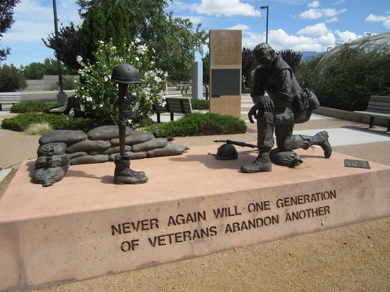 New Mexico Veterans Memorial Albuquerque Address Phone