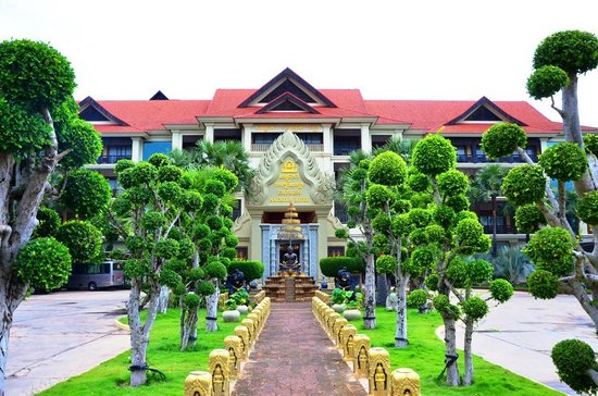Photo of Empress Angkor Hotel Siem Reap
