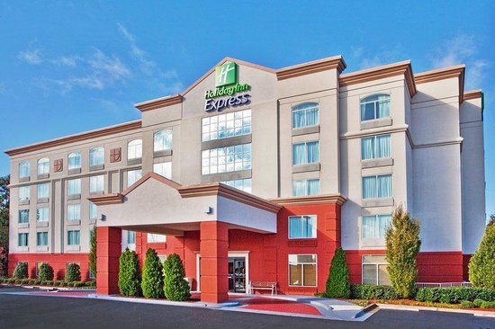 ‪Holiday Inn Express Marietta-Atlanta Northwest‬