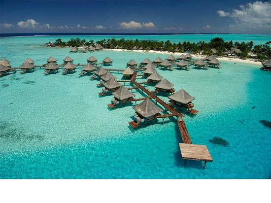 InterContinental Bora Bora Le Moana Resort