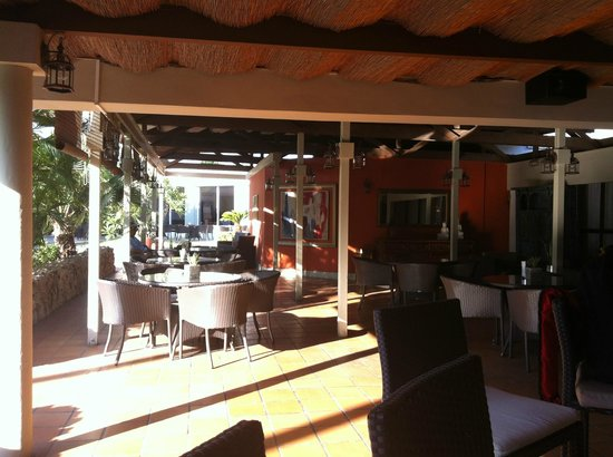 Talk of the Town Hotel & Beach Club: Common Areas
