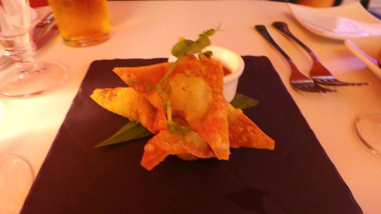 Crocodile Wonton. Photo courtesy of TripAdvisor