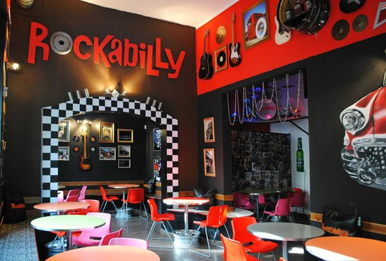 rockabilly burger bar las palmas restaurant bewertungen. Black Bedroom Furniture Sets. Home Design Ideas