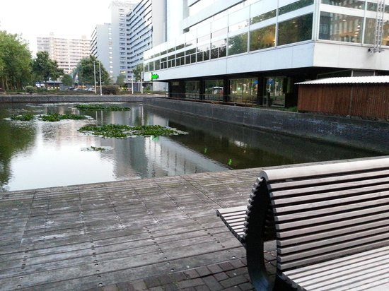 Novotel Amsterdam City: really relaxing