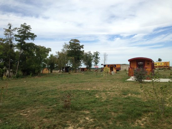 Domaine des tuileries salins france campground reviews tripadvisor - Domaine des tuileries salins ...