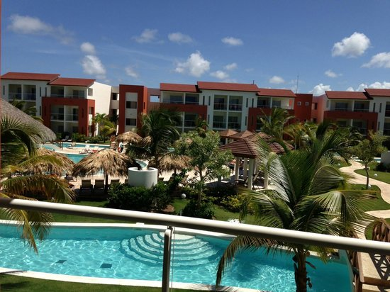 Garden View Picture Of Now Larimar Punta Cana Punta