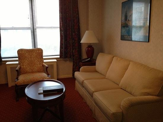 Nice Living Room Picture Of The Milburn Hotel New York