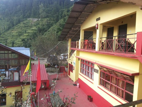Apple Orchard Resort Picture Of Apple Orchard Resort Dhanaulti Tripadvisor