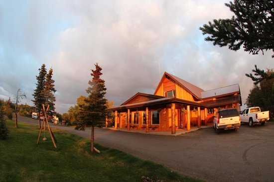 Alaska Sportsman's Bear Trail Lodge