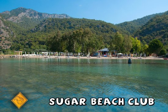 The Sugar Beach Club