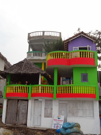 Bob Marley Cafe and Beach House
