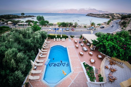 Photo of Faedra Beach Hotel Agios Nikolaos