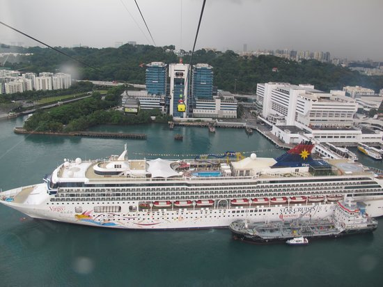 VIRGO Cruise Ship  Picture Of Singapore Singapore