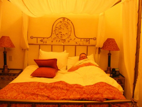Boutique Hotel Mansion del Angel: our room