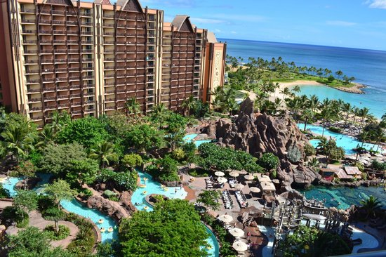 Room amp Rates Types at Aulani  Aulani Resort