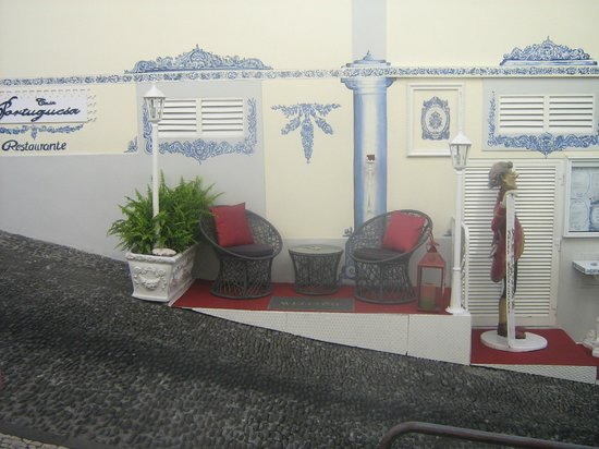 casa portuguesa restaurant picture of casa portuguesa funchal tripadvisor. Black Bedroom Furniture Sets. Home Design Ideas