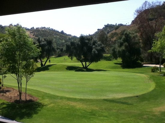 Sycuan Golf & Tennis Resort: Our view...
