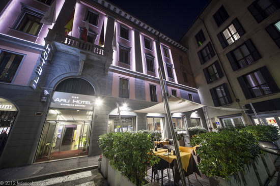 Photo of Arli Hotel Bergamo