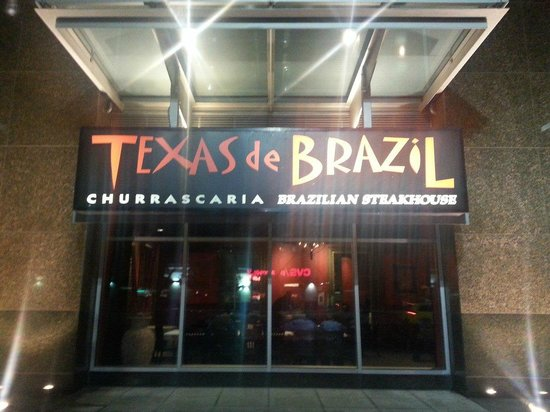 Texas de Brazil is no ordinary steakhouse. It's a dining experience like no other. Here, traditions of Brazilian cooking blend with Texas hospitality to create a lively atmosphere in an upscale setting/5(K).