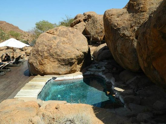 Swimming Pool At The Lodge Picture Of Mowani Mountain