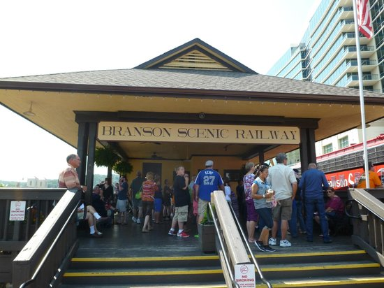 Branson scenic railway discount coupons